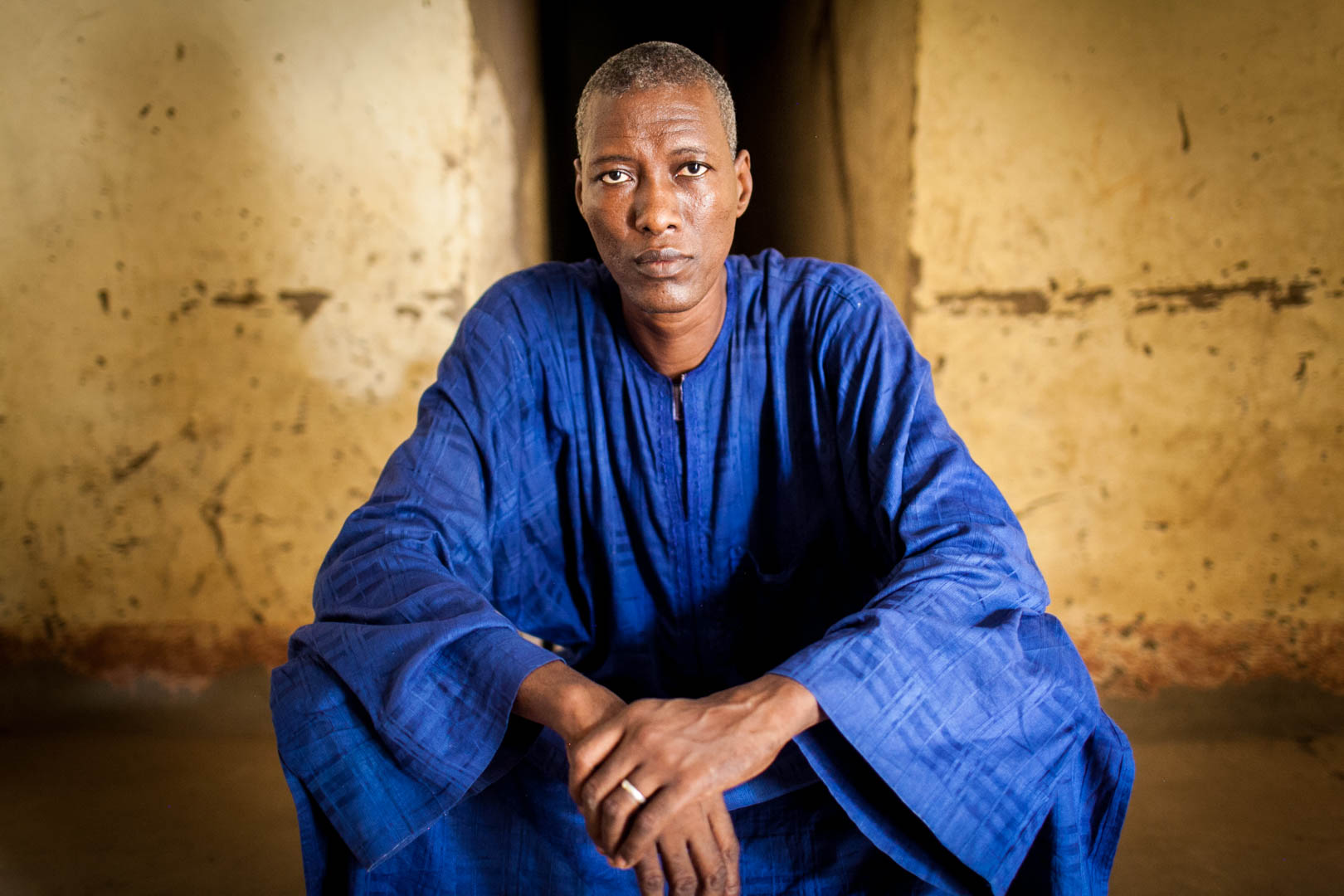 A local man from Timbuktu that is still in possession of manuscripts that his family inherited a long time ago. He wishes to keep them rather in his family than to add them to the documents stored in Bamako.