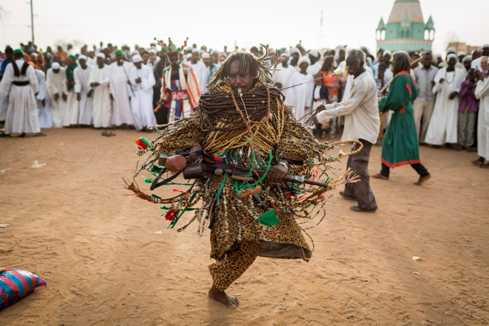 The Sufis of Khartoum